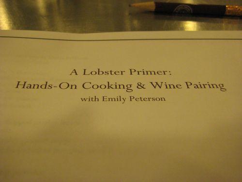Lobster 001